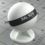 RAL9016